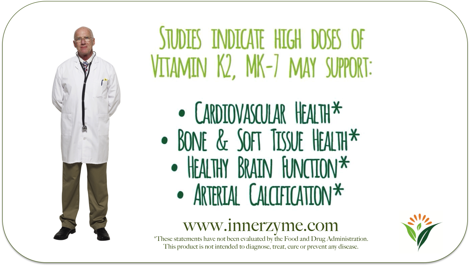 Innerzyme Vitamin K2, MK-7 (300 mcg).  http://www.innerzyme.com/Vitamin_K2_MK-7.html    Natural Form of Vitamin K2, MK-7!