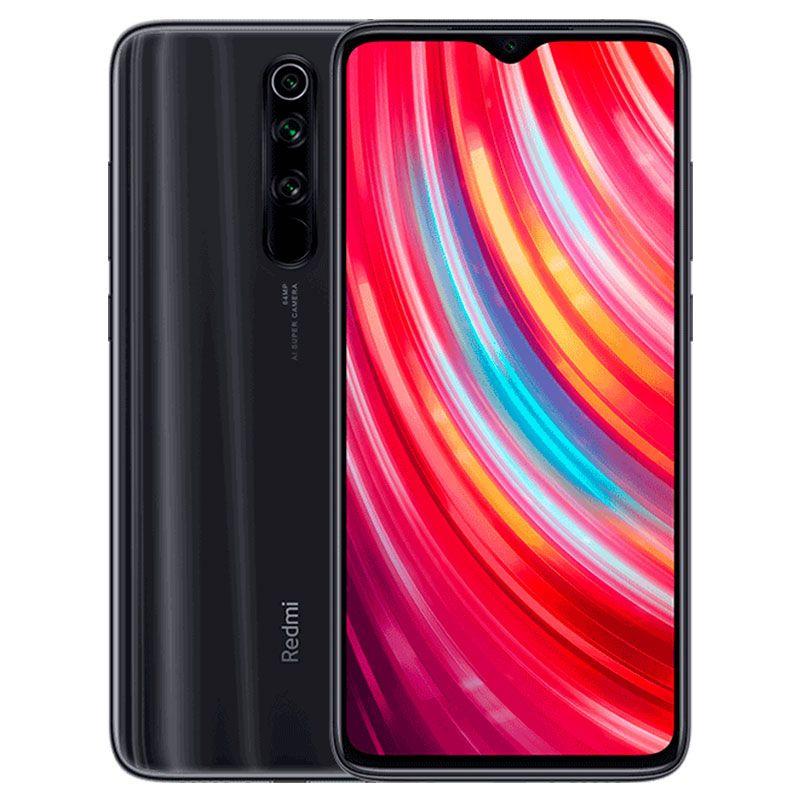 Xiaomi Redmi Note 8 Pro Smartphone 18w 64mp Camera 4500 Mah Nfc 6 53 Electro Optic Gray 6 64g Xiaomi Smartphone Projector Phone Projector