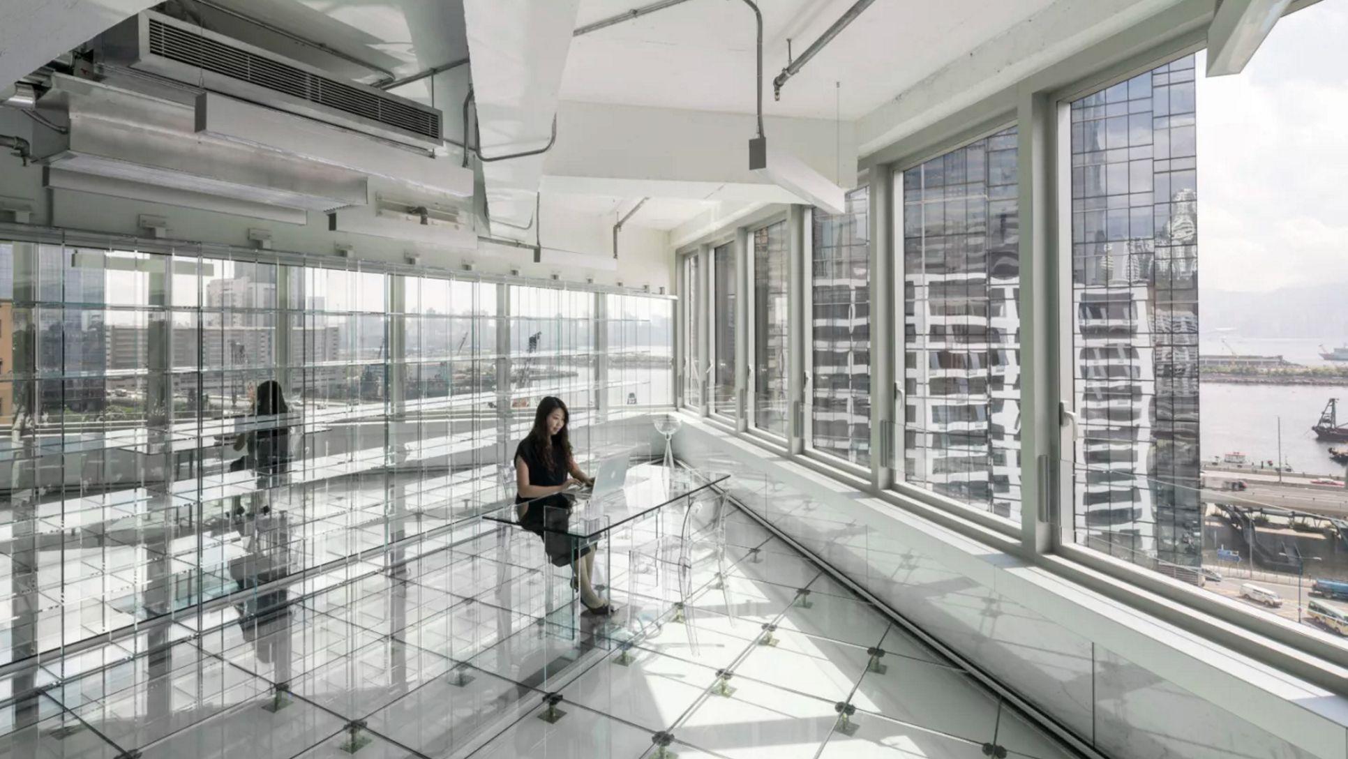 Architecture in #HK - #Workspace by MVRDV, ph Ossip van Duivenbode ...