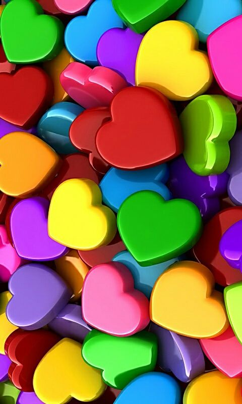 hearts colors # 14
