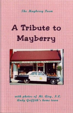 Romance in Mayberry - Valentine's Day Poetry from Mayberry