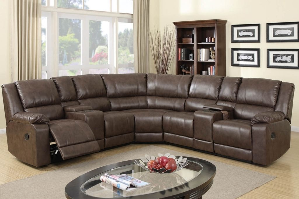 Pin by Clara Raelita on Home Ideas | Sectional sofa with recliner ...