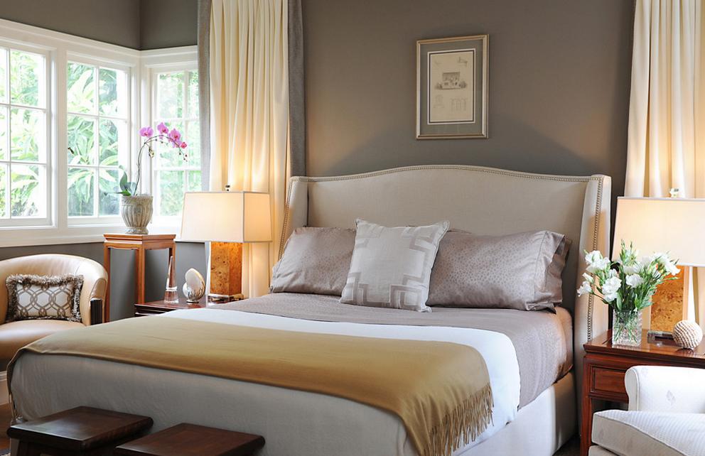 البيج العاج الابيض الرمادى الفاتح الرمادى الداكن أو الاسود تتناسب المجمو Bedroom Paint Colors Master Bedroom Paint Color Inspiration Home Bedroom