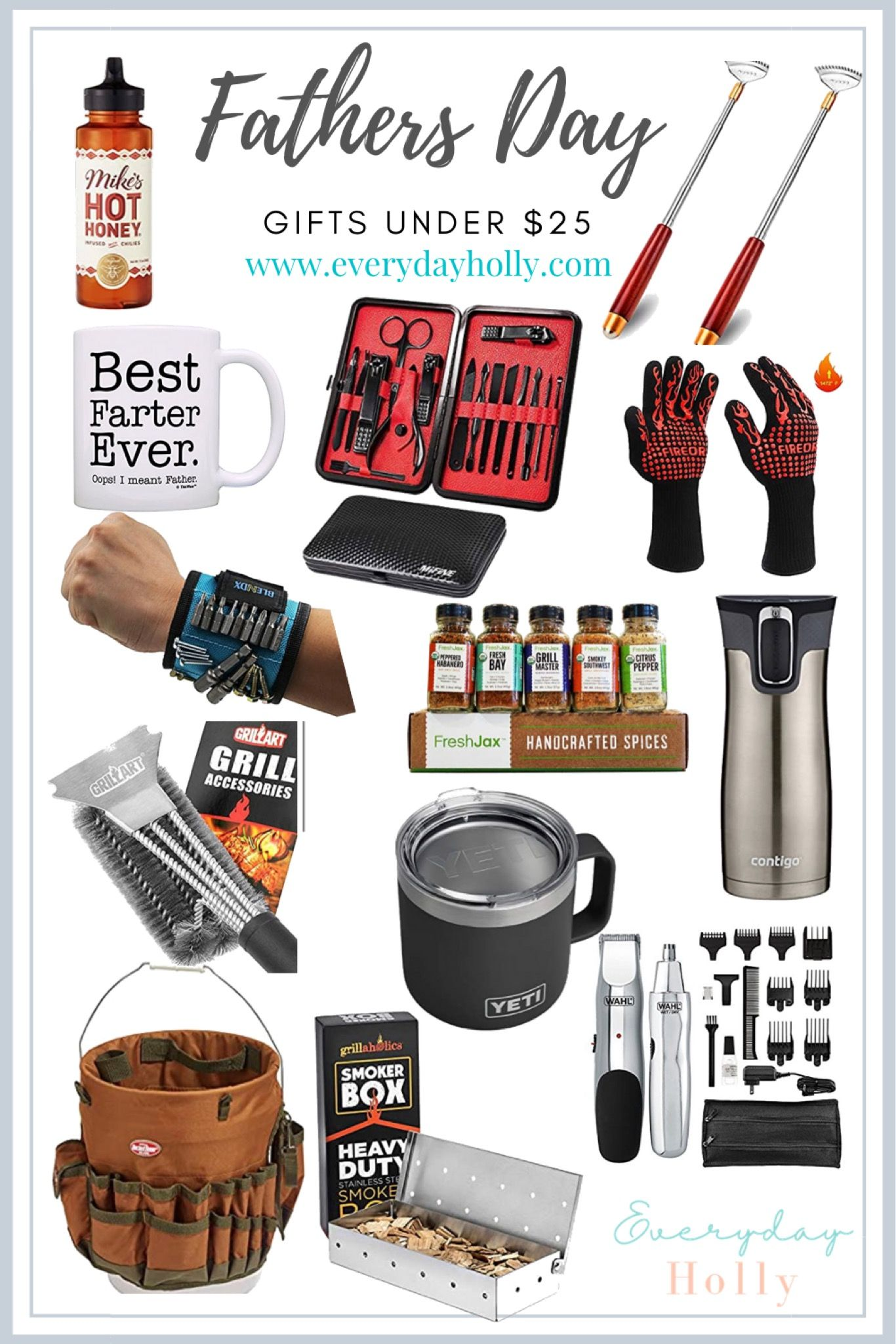 Fathers day gift guides amazon 2020 everyday holly in