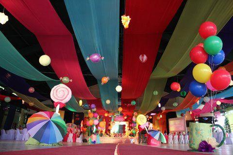 Candyland Party Decorations Diy candyland prom - Googl...