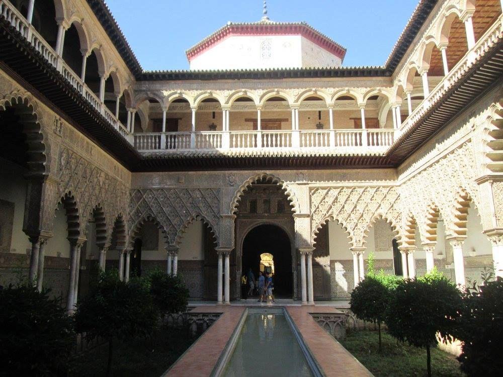 Alcazar, Sevilla (Spain)