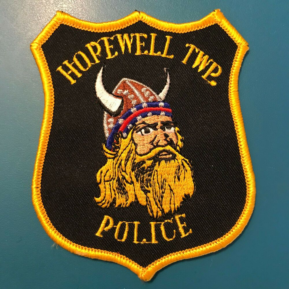 Hopewell Township Police Beaver County Pennsylvania Patch A Police Police Patches Beaver County