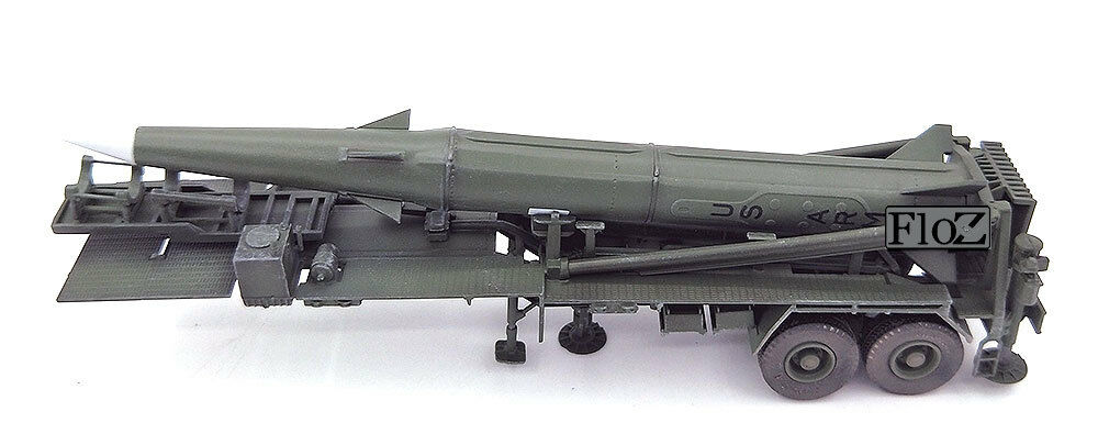 Pershing II Missile & Truck 1/72 finished Model eBay