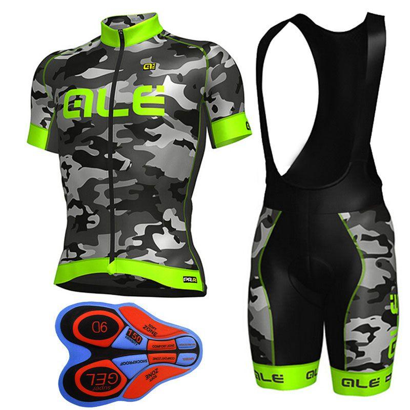 comprar 2018 ALE Ciclismo Jersey DE LA BICI BiB ropa ciclismo hombre verano  rápido seco MTB bicicleta ropa deportiva f948ca594