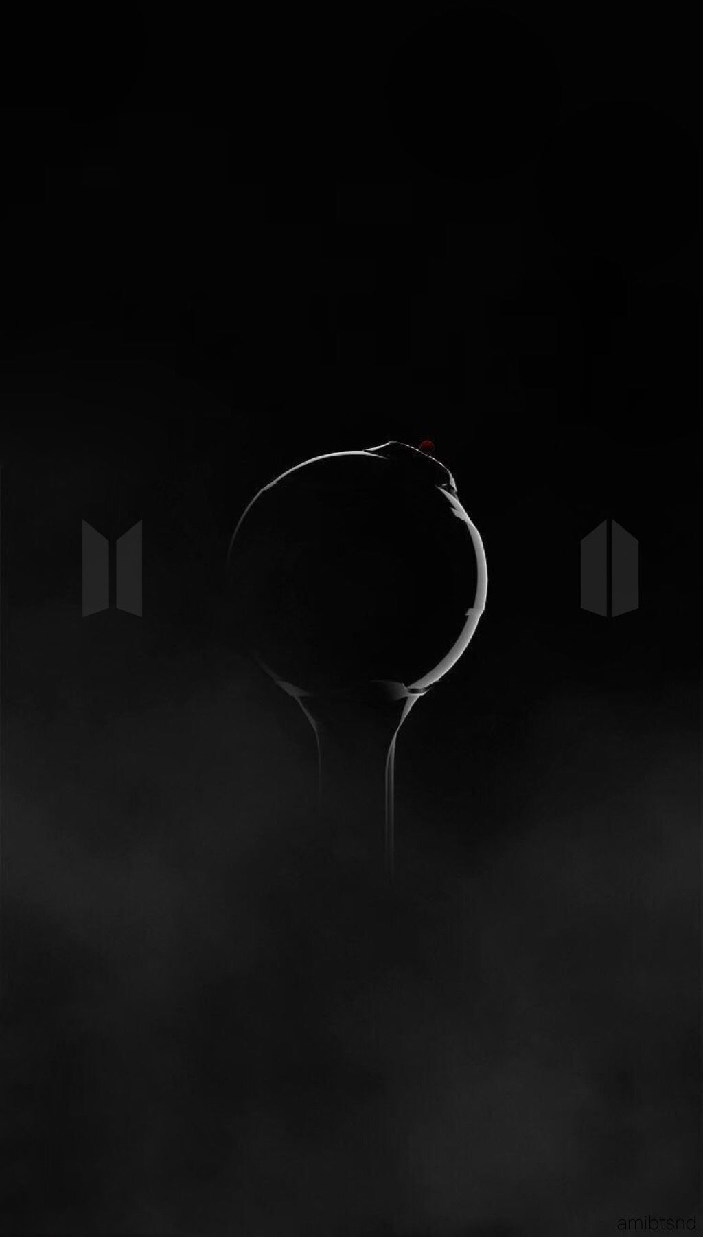 Bts Wallpaper Army Bomb Wallpapers And Backgrounds Pinterest
