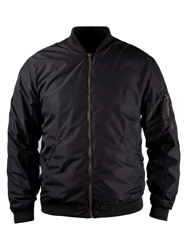 "JOHN DOE Kevlar Jacket ""Flight Jacket CE"" black"