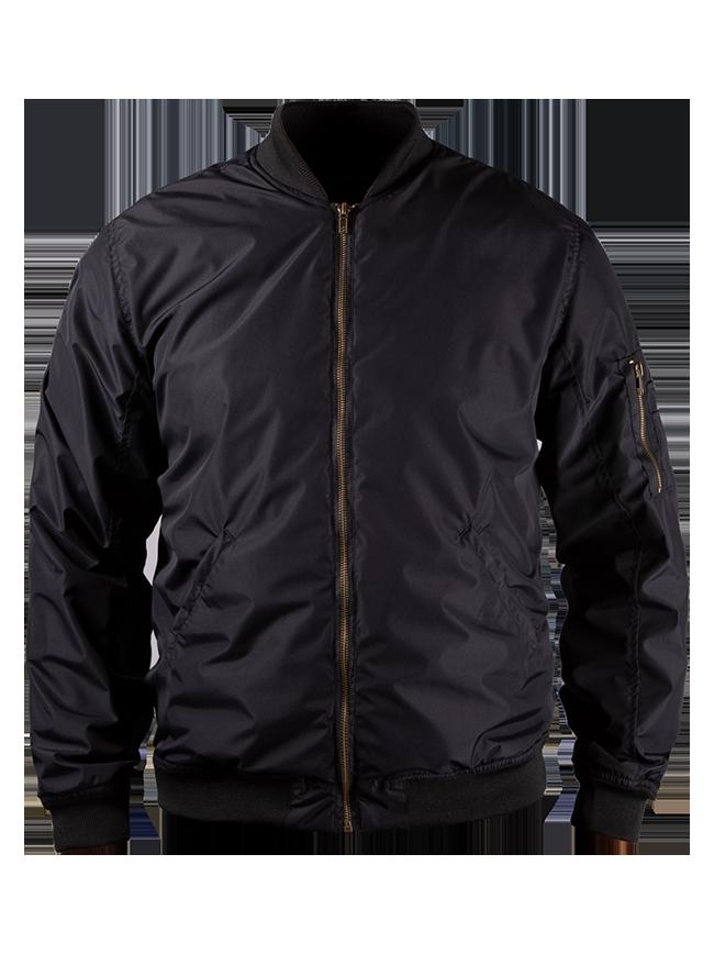 "JOHN DOE Kevlar Jacket ""Flight Jacket CE"" black"