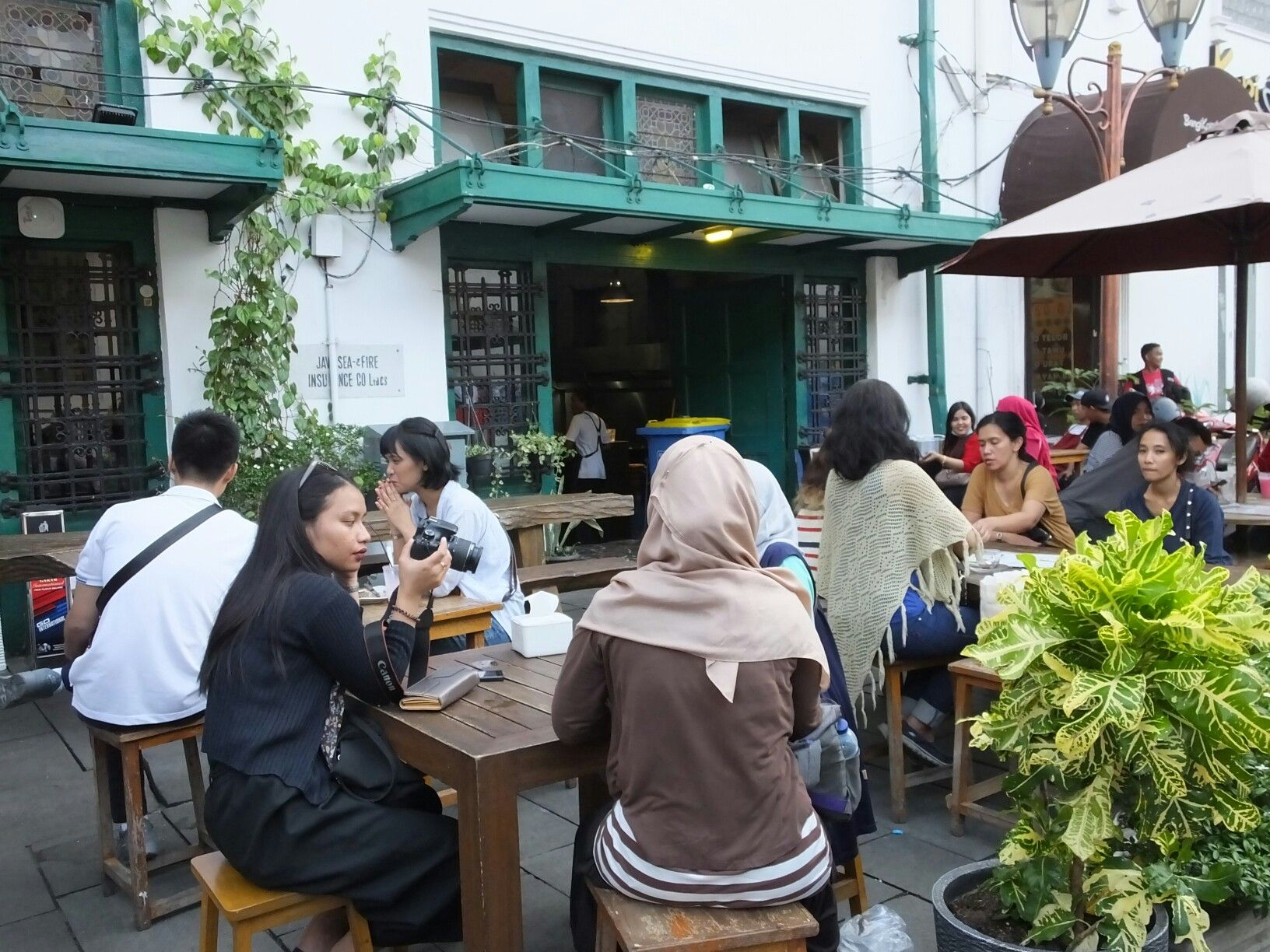 Ini Adalah Salah Satu Yg Paling Hits Di Jakarta Di Pusat Kota Yg