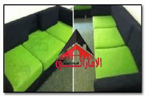 شركة تنظيف كنب بالشارقة تقدم أفضل الخدمات في تنظيف وغسيل جميع أنواع الكنب على أيدي متخصصين ومحترفين لتنفيذ المهمة بجودة عالية ودون التأثي Clean Sofa Sofa Couch