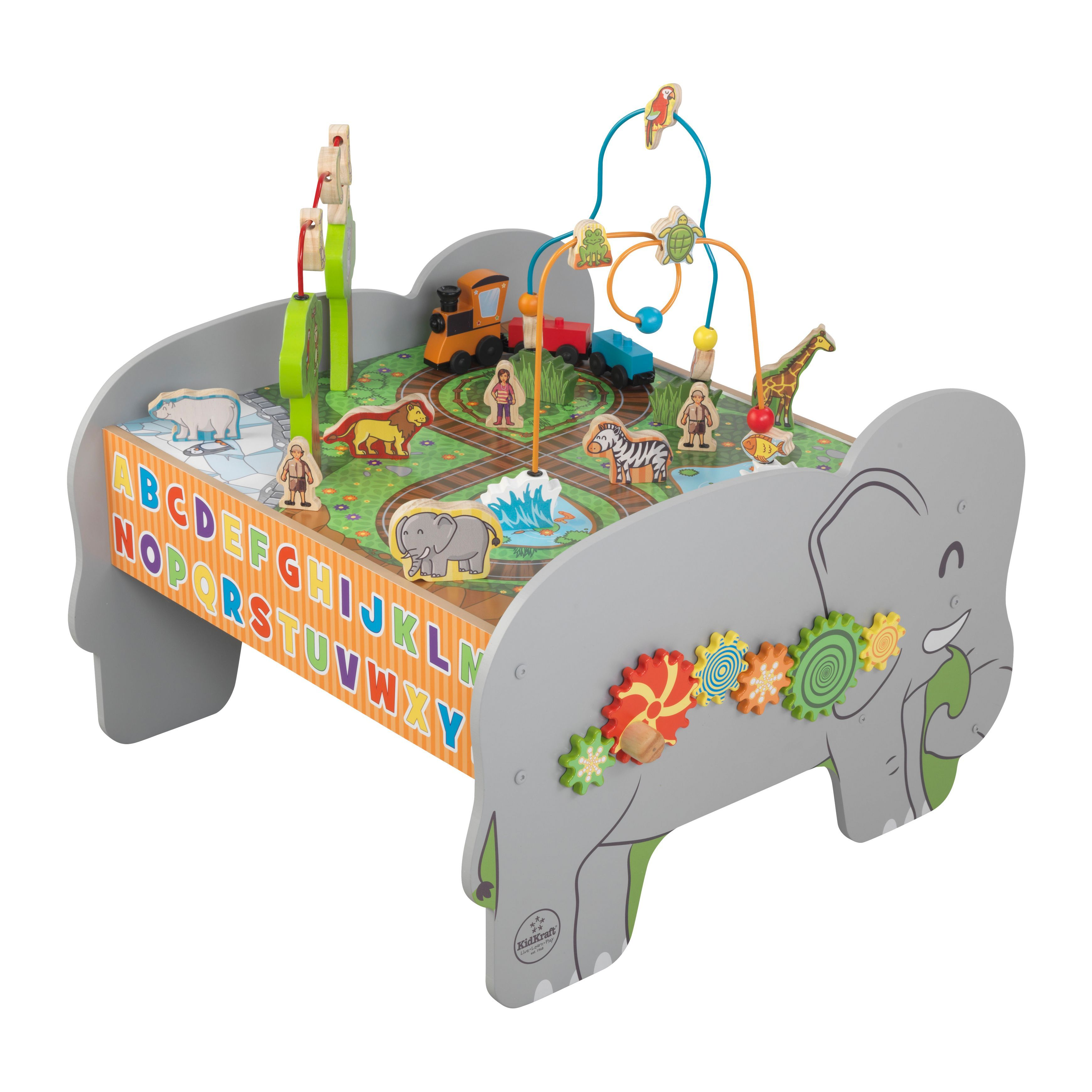 Kid kraft polyester toddler activity station by kidkraft kid kraft