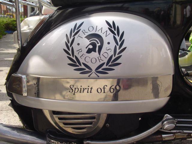 Trojan Records...Spirit of 69