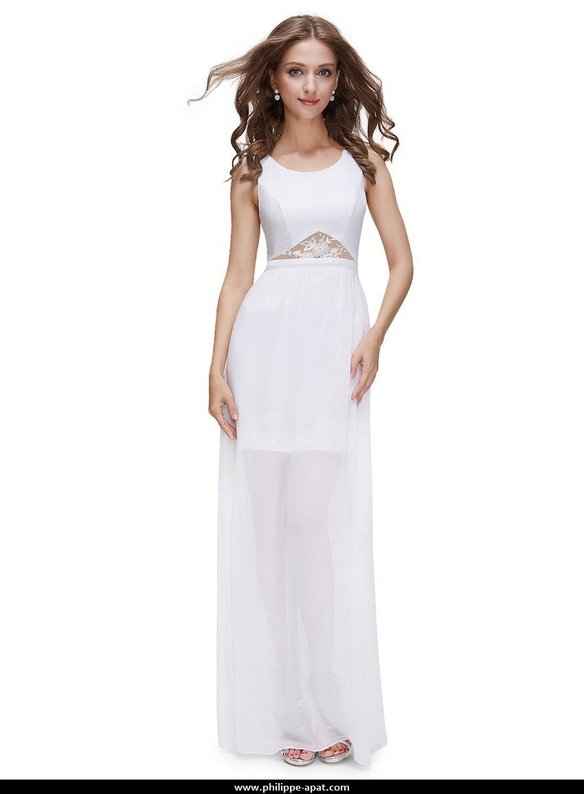 Belle robe soiree pour mariage