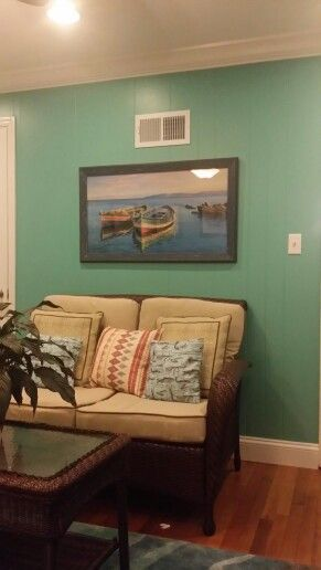 Sherwin Williams Paint Living Room Ideas: Sherwin Williams Restful.