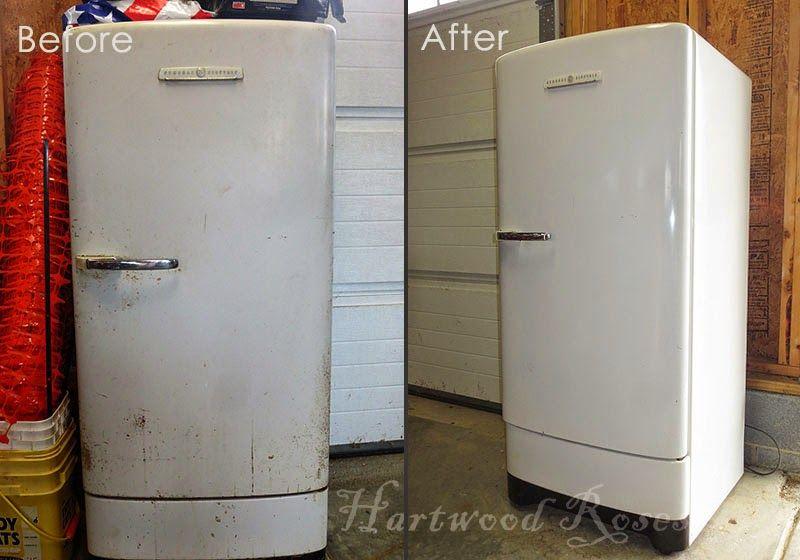 Retro Kühlschrank Umbauen : Bosch retro kühlschrank umbau video kühlschranktür umbauen so