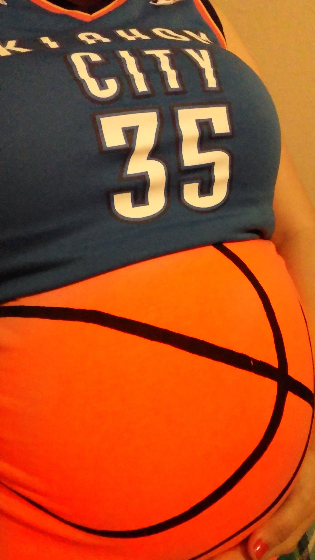 Basketball Maternity Shirt, Funny Maternity Shirt, Halloween Maternity Tee,  Basketball Mom Shirt, Maternity Jersey, Gender Reveal