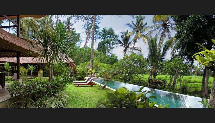 Harga Hotel Villa Pantulan Bali Bali Idnhotel Com Hotel Ubud Villa
