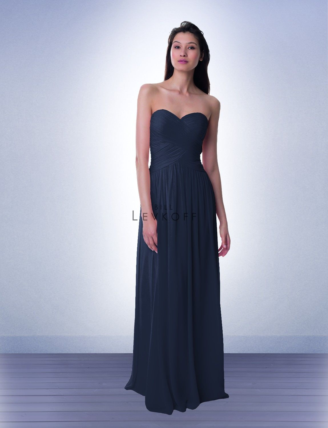 Navy bridesmaid dress style 982 bridesmaid dresses by bill navy bridesmaid dress style 982 bridesmaid dresses by bill levkoff ombrellifo Image collections