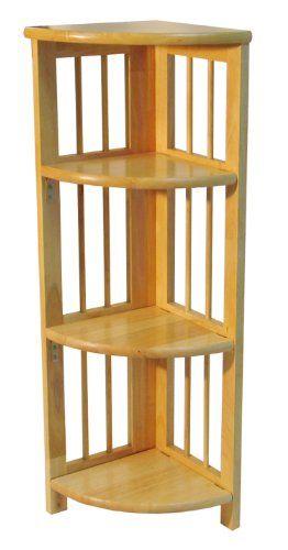 Casual Home 4 Shelf Corner Bookcase, Natural Casual Home http://www.amazon.com/dp/B0047T6K5O/ref=cm_sw_r_pi_dp_lzI9tb1XZCHET
