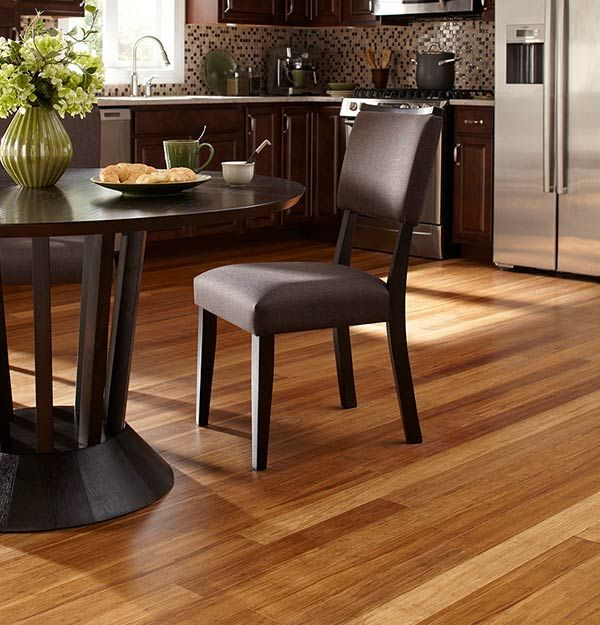 Eco Performance Engineered Bamboo Wellmade Flooring Imported By Pacific Source Building