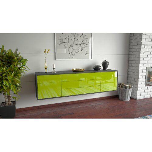 "Photo of Ebern Designs TV Lowboard Gracey for TVs up to 78 ""| Wayfair.de"