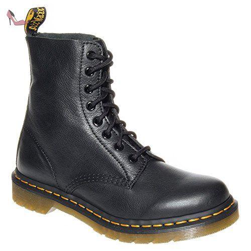 Bottines noir Chaussures Pascal 41 Bottes Martens Dr xqB1tt