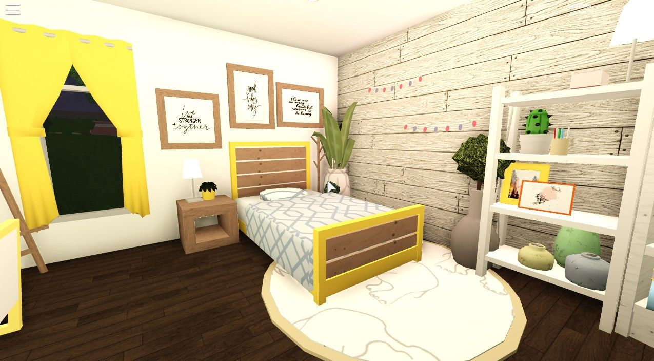 Cute colorful bedroom   Tiny house bedroom, Bedroom house ...
