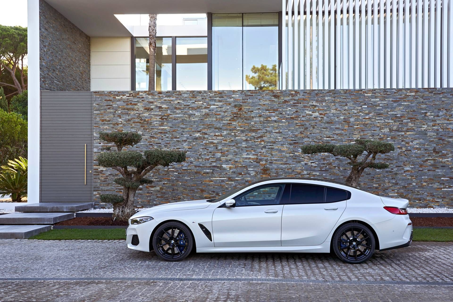 2020 Bmw 840i Gran Coupe Great White Shark Reviewed And Photographed In Detail Carscoops Bmw 840i Bmw 2020 Bmw
