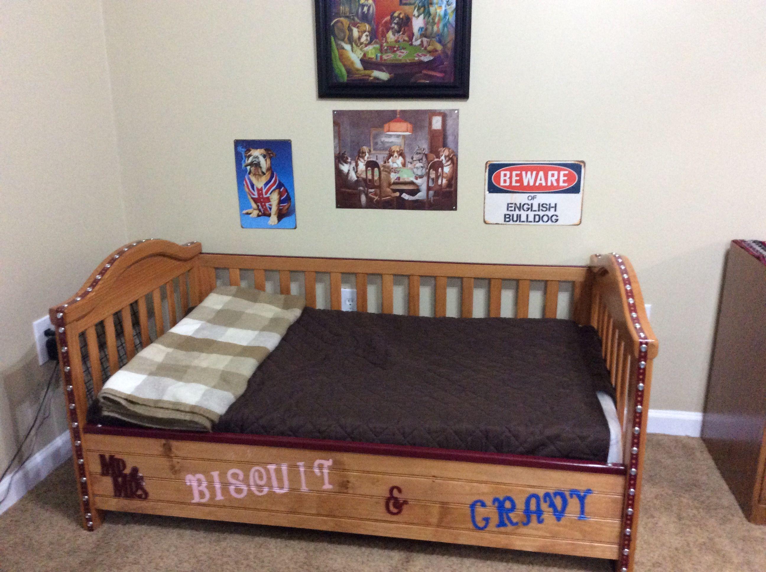 Diy baby crib dog bed diy crib bedding baby crib dog