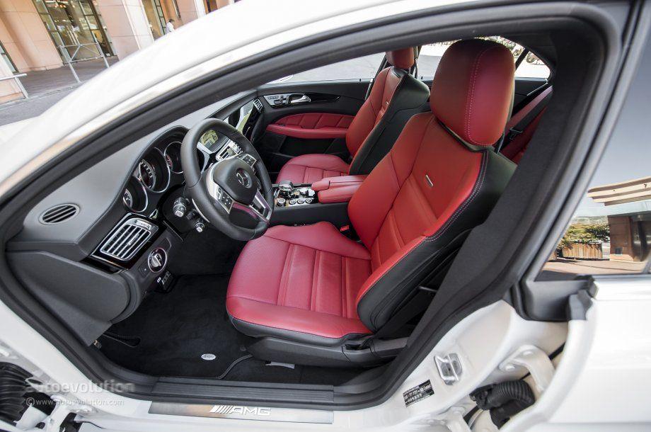 2014+MERCEDES-BENZ+CLS63+AMG+interior