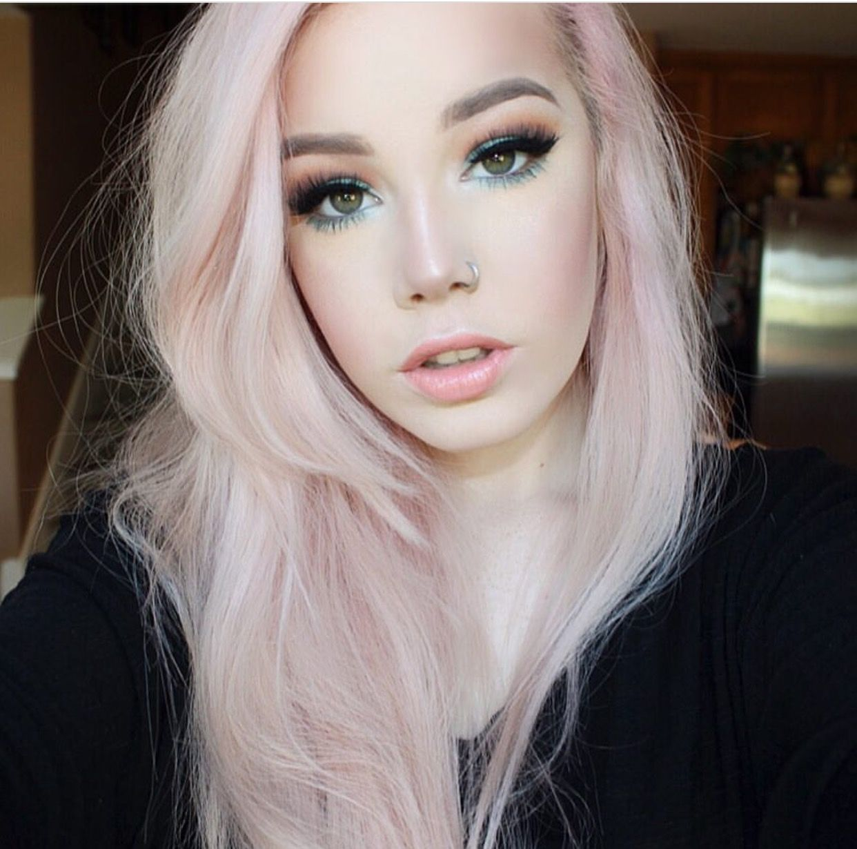sadlittlebean hailie barber pinterest makeup hair