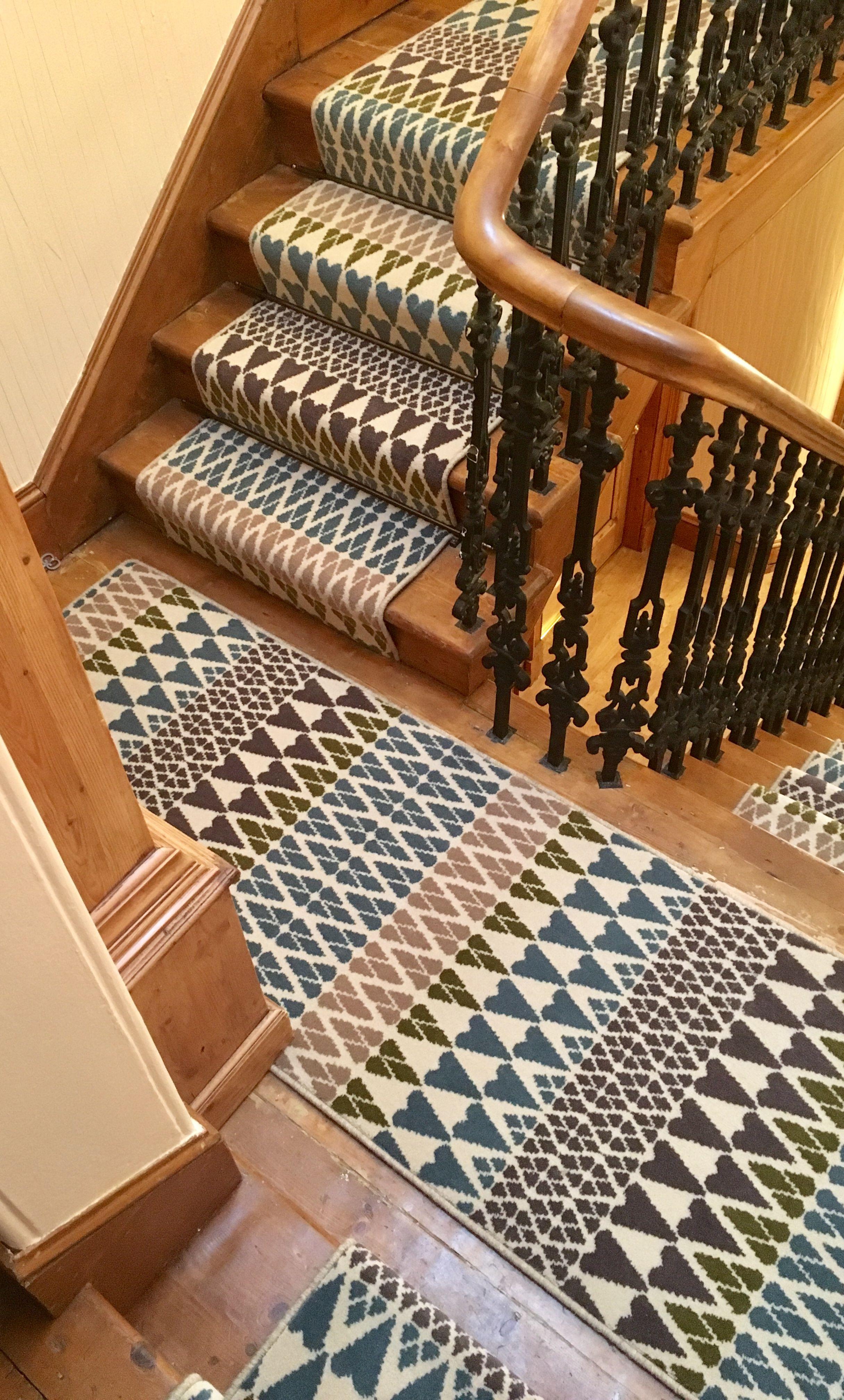 alternativeflooring Quirkyb stairrunner stairs