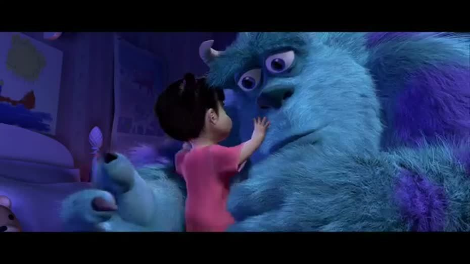 cool all monsters inc characters hd Monsters Inc 3D ...