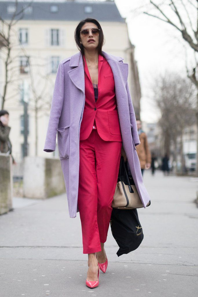 Lilac and Pink | Color combinations for clothes, Colour