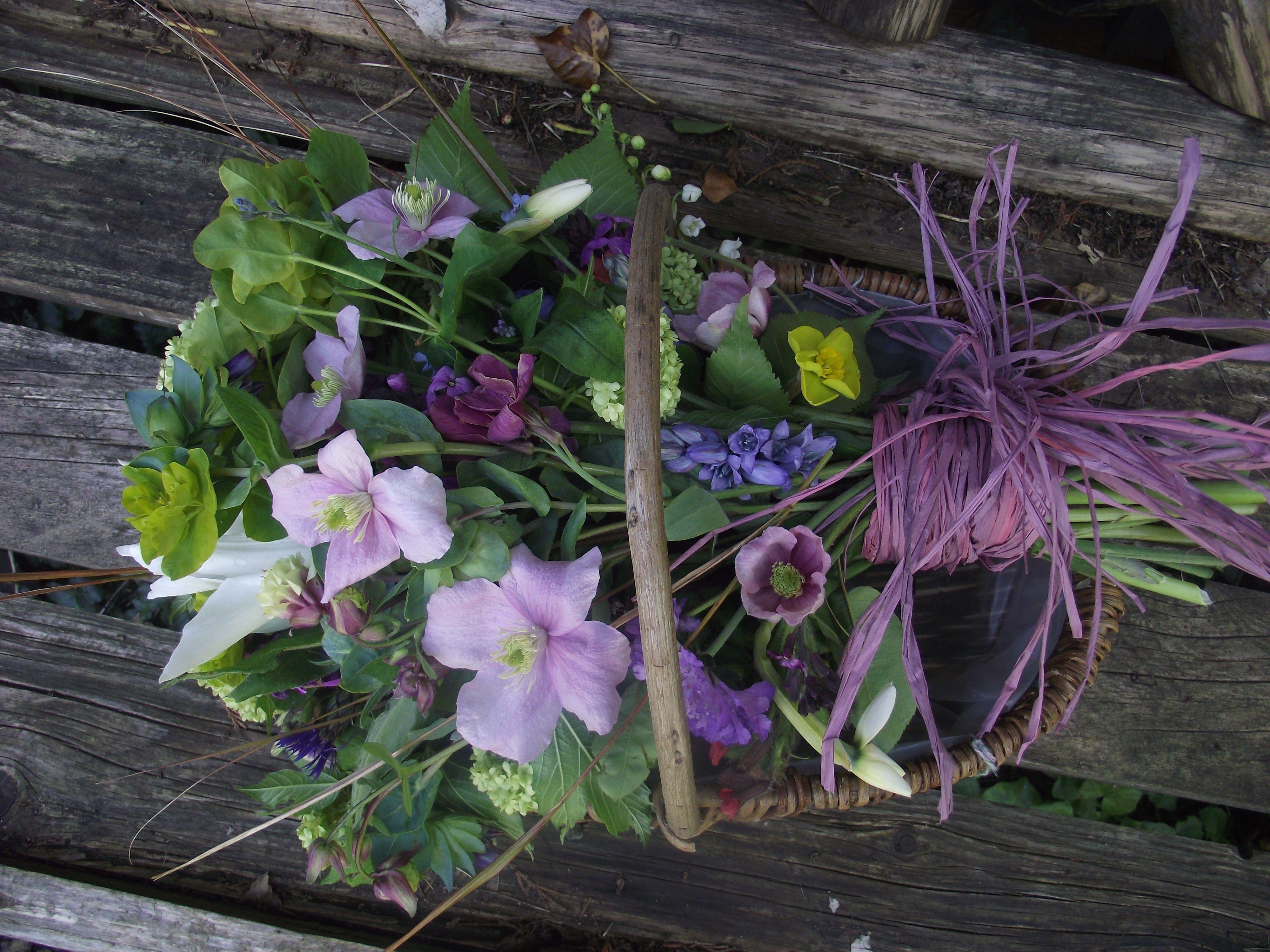Basket of flowers floral sympathy flowers sayings pinterest basket of flowers izmirmasajfo