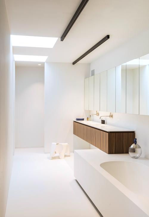 Raf Segers Architect | Woning SJ Maaseik - badkamer | Pinterest ...