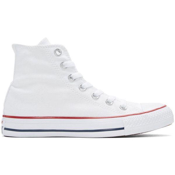 converse high blancas