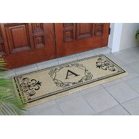 Inspirational Doormats for Double Entry
