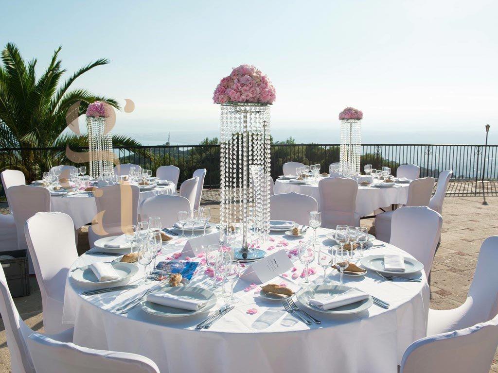 Décoration mariage, table - Gustavo Averbuj