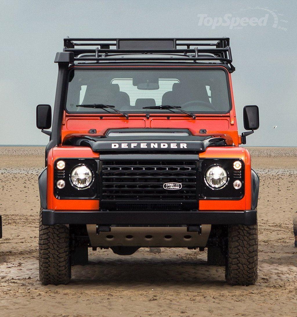2015 Land Rover Defender Adventure Edition Gallery 609180