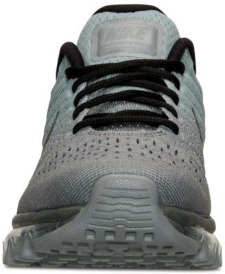 outlet store 75d9b fcabd Nike Men's Air Max 2017 Running Sneakers from Finish Line ...