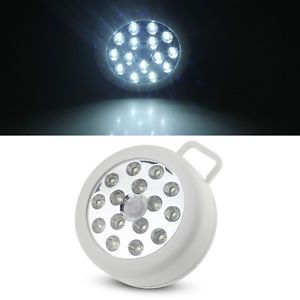 Battery Operated Auto Motion Sensor 15 Led Security Light Garden Spotlight 7 39 10 01 99 Available