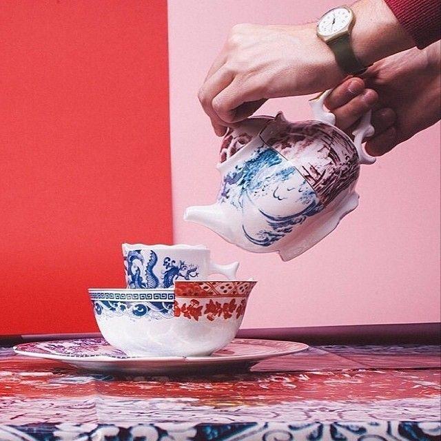 tea time #seletti #hybrid