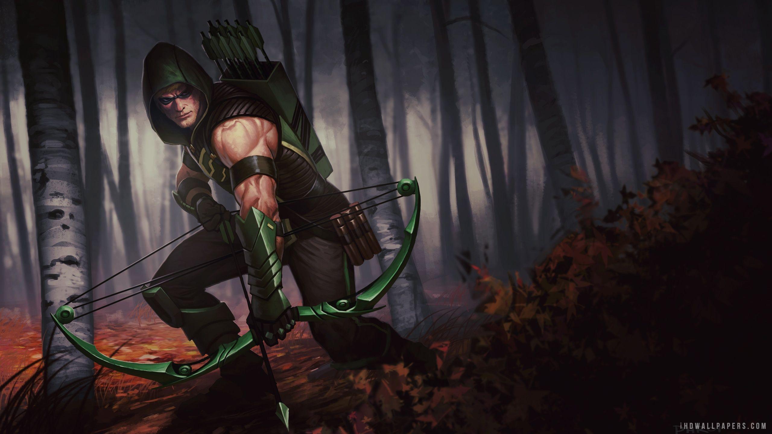 Green Arrow Wallpapers Wallpaper