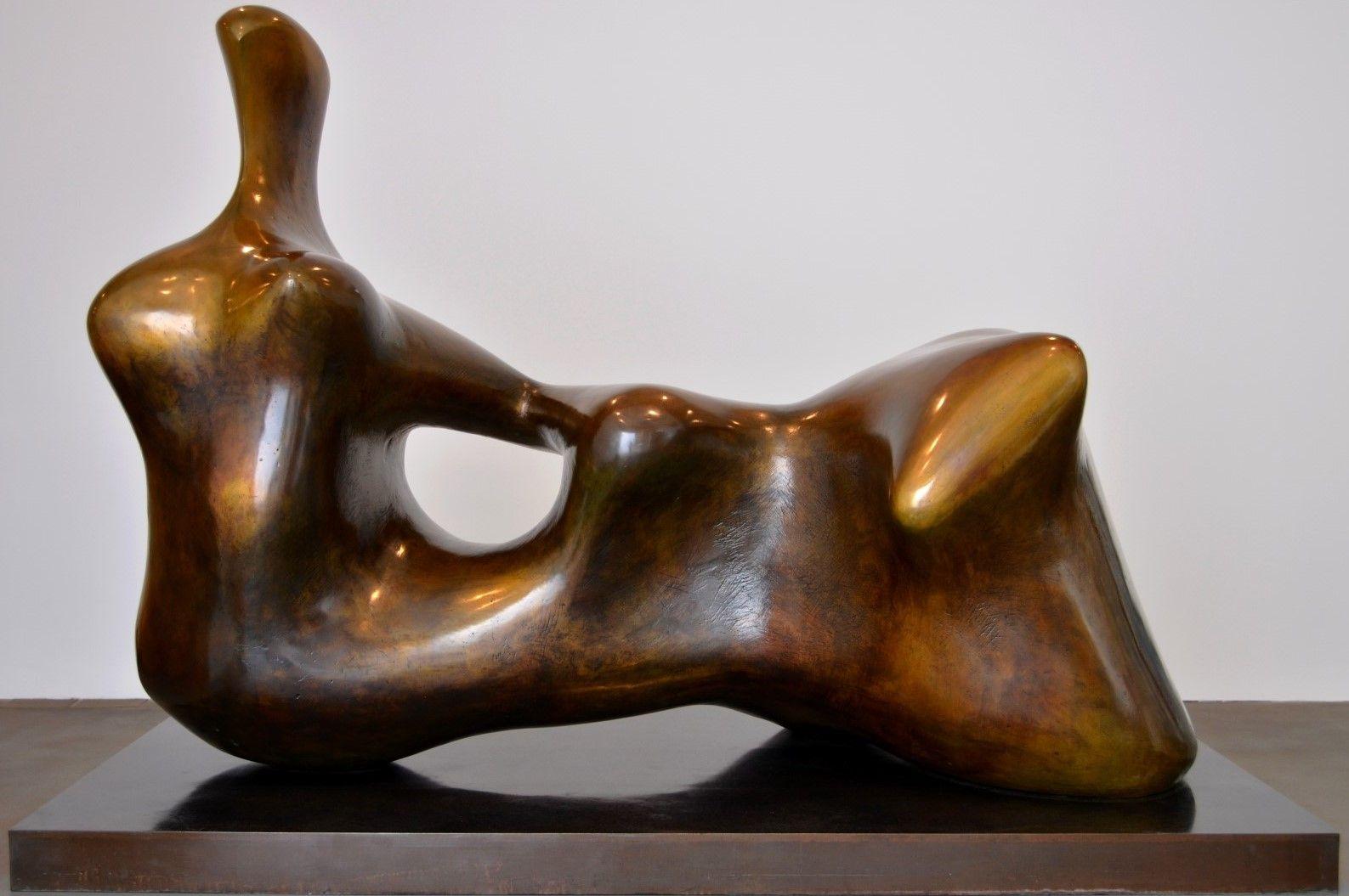 HENRY MOORE Reclining Figure Hand 1979 Bronze & HENRY MOORE Reclining Figure: Hand 1979 Bronze | MODERNIST ART ... islam-shia.org