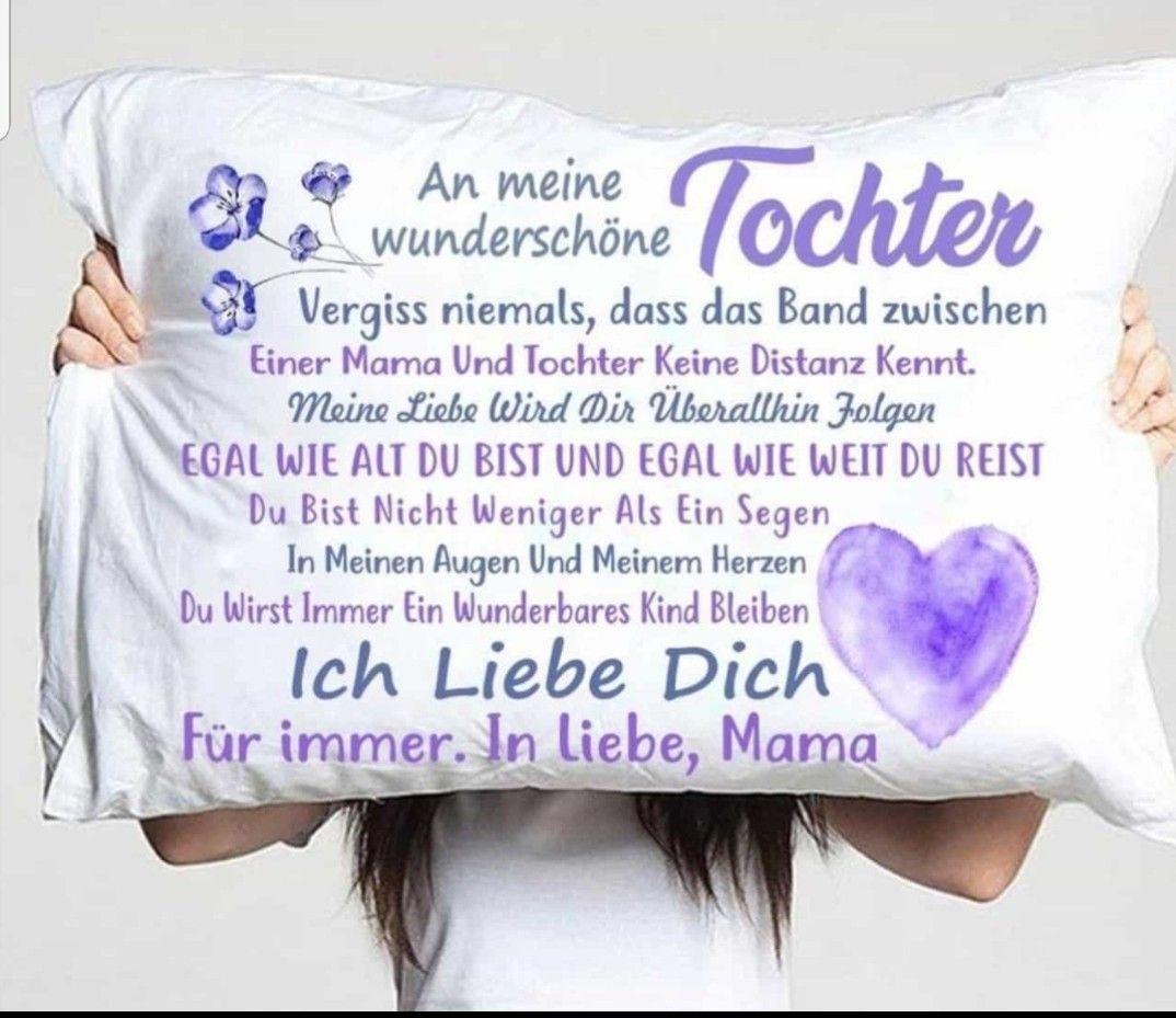Liebe Spruche An Tochter Aufmunternde Spruche Gedichte Und